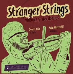 [Artwork] Stranger strings - Violines y decibelios