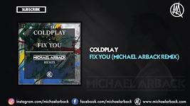 Youtube Coldplay - Fix you (Michael Arba