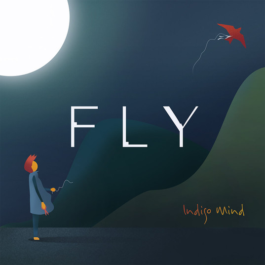 [Artwork] Fly - Indigo Mind