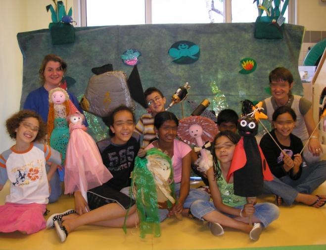 atelier marionnettes marjolaine animations auxonne