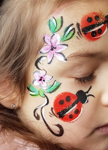 maquillage Coccinelle