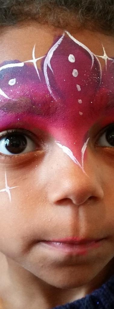maquillage Reine