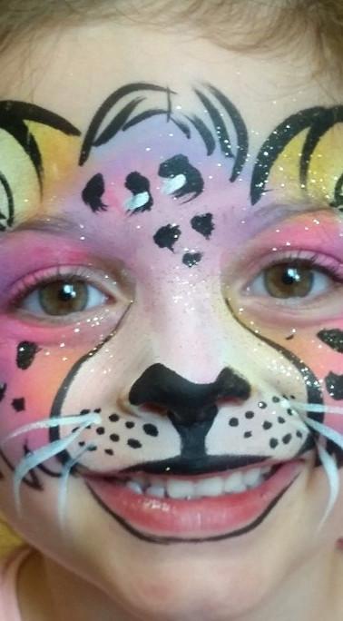 Maquillage leopard