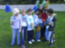 Goûter d'anniversaire 10 ans Olympiades sportives Dijon