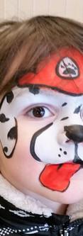 Maquillage Pat Patrouille
