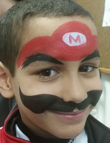 maquillage Mario