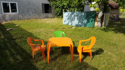 Table pour les enfants
