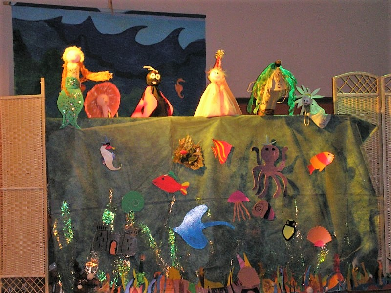 Scénario clé en main pour spectacle de marionnettes enfants
