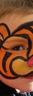 maquillage Tigrou