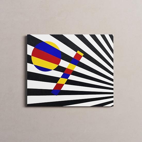 44 - Inspired by Piet Mondrian