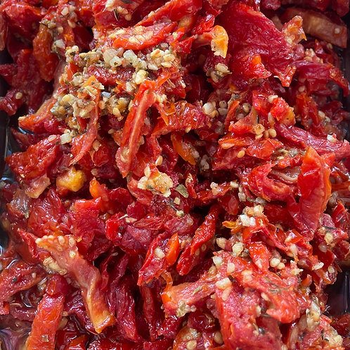 Marinated Sundried Tomatoes