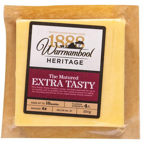 The Matured Extra Tasty Cheddar