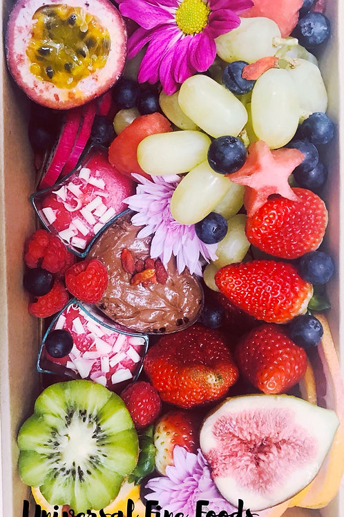 Indulging Fruit Platter