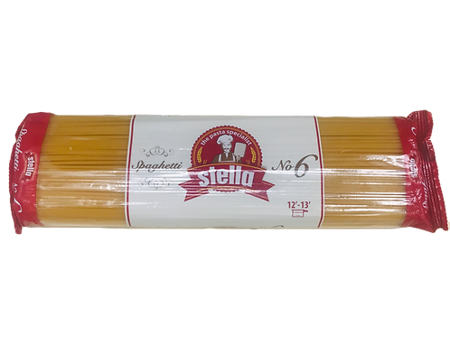 Spaghetti No.6