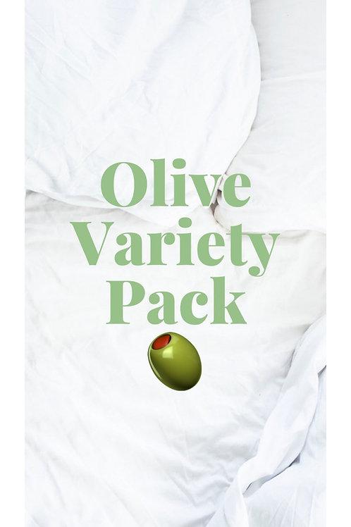 Olives Variety Pack 
