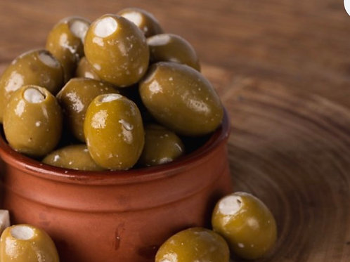 Blue Vein Cheese Stuffed Olives