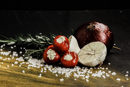 Bell Peppers Stuffed with Feta - 240g