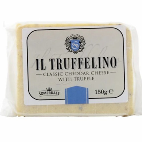 Truffelino Cheddar Cheese with Truffle - 150g