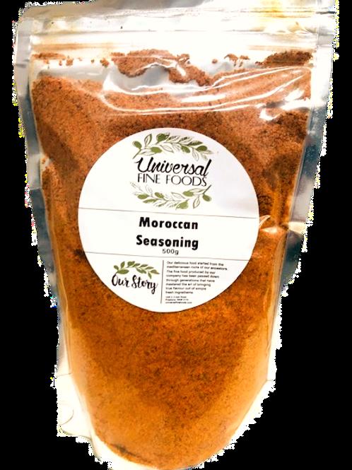 Moroccan Seasoning - 500g