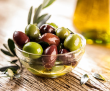 OLIVES & ANTIPASTO