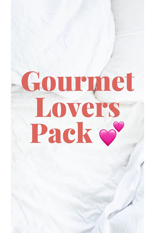 Gourmet Lovers Pack