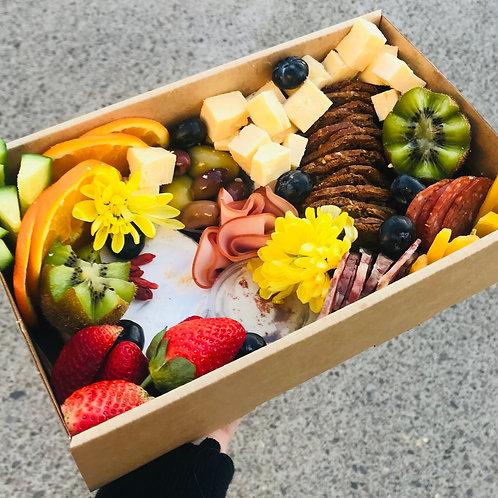 Mini Cheesy Indulge Platter
