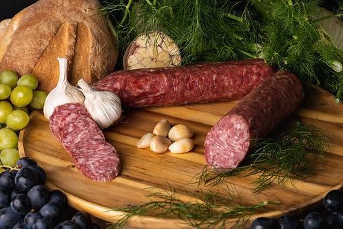 Garlic & Fennel Salami