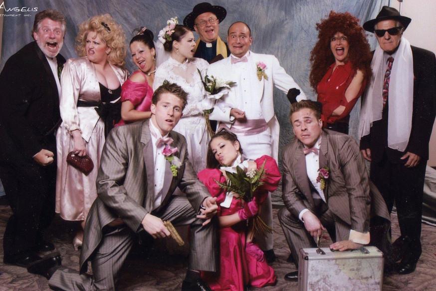 Joey & Gina's Comedy Wedding