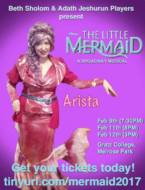 Arista Poster