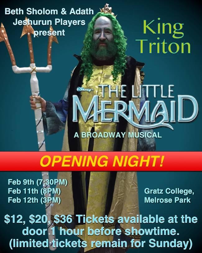 Triton Poster