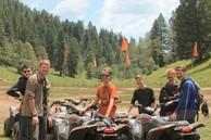 ATV Trail Riding