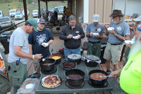 Scoutmaster Cookoff