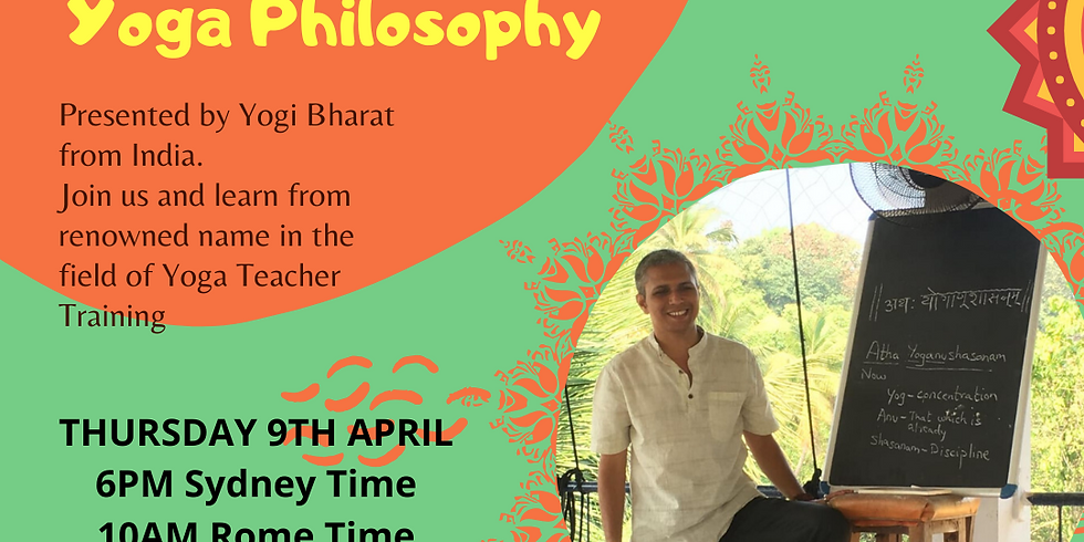 Pranayama & Yoga Philosophy