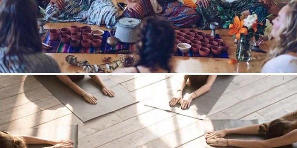 Yoga Masterclass & Cacao Ceremony
