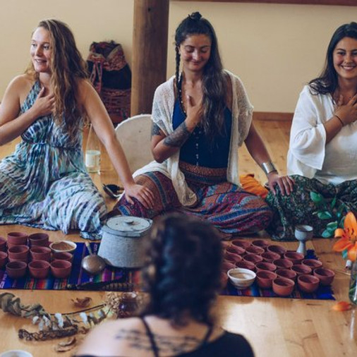 Cacao Ceremony...Reconnect with yourself!