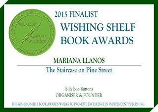 The Staircase on Pine Street is an Award FINALIST!