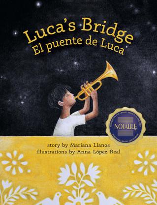 Luca's Bridge/El puente de Luca and ALSC Notable Title