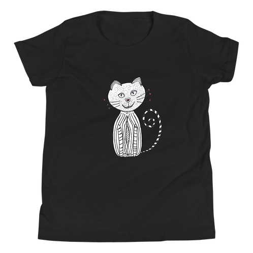Gatito Youth Tee