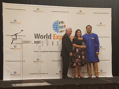 2017 Global Citizen Award