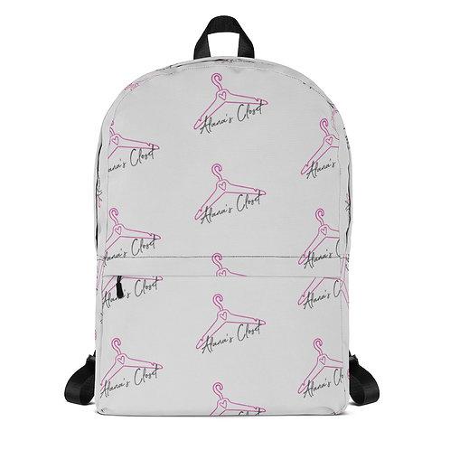 Alana's Closet Premium Backpack