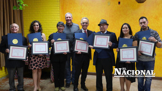 Mariana Llanos is Hispanic Arts Council of Oklahoma's Best Artist of the Year!
