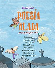 Libro de poesia en castellano para toda la familia, acompañado de lúdicas ilustraciones en blanco y negro.