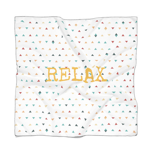 RELAX Scarf/Beach Cover