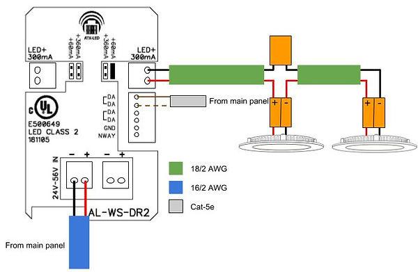 Youtube Wiring Diagram | Smart DC LED Lighting on