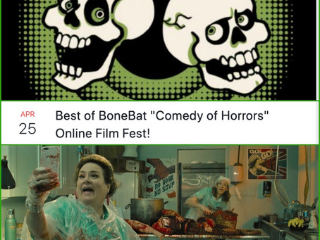 Lunch Ladies To Screen Online For Best Of BoneBat - Say They Will Follow Social Distance Guidelines