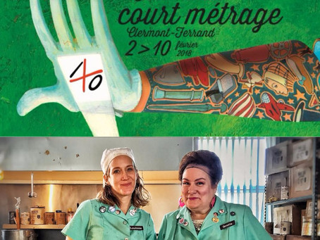 """Lunch Ladies To Crash France's Prestigious Clermont-Ferrand Short Film Fest - """"Try And Stop Us"""""""