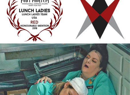 Lunch Ladies WIN at Post Mortem Fest In Mexico - Up All Night Celebrating With Mexican Hat Dance