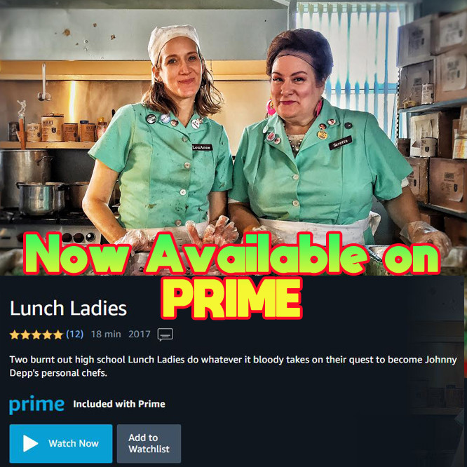 Lunch Ladies Prime Video