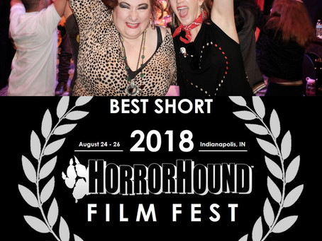 Double Whammy!  Lunch Ladies Win Best Short At HorrorHound Fest And Head To Fargo Fantastic Festival