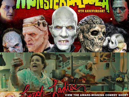 Lunch Ladies Laugh In The Face Of Triskaidekaphobia To Screen At Monsterpalooza On Friday The 13th